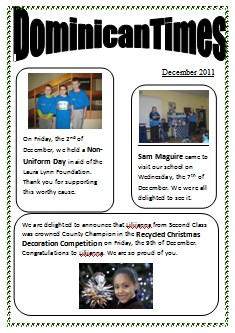 School-newsletter-dec-2011-cover