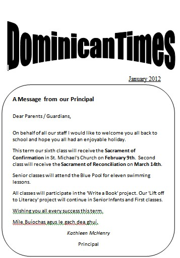 School-newsletter-jan-2012-cover