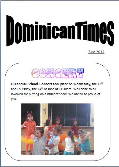 School-newsletter-june-2012-cover